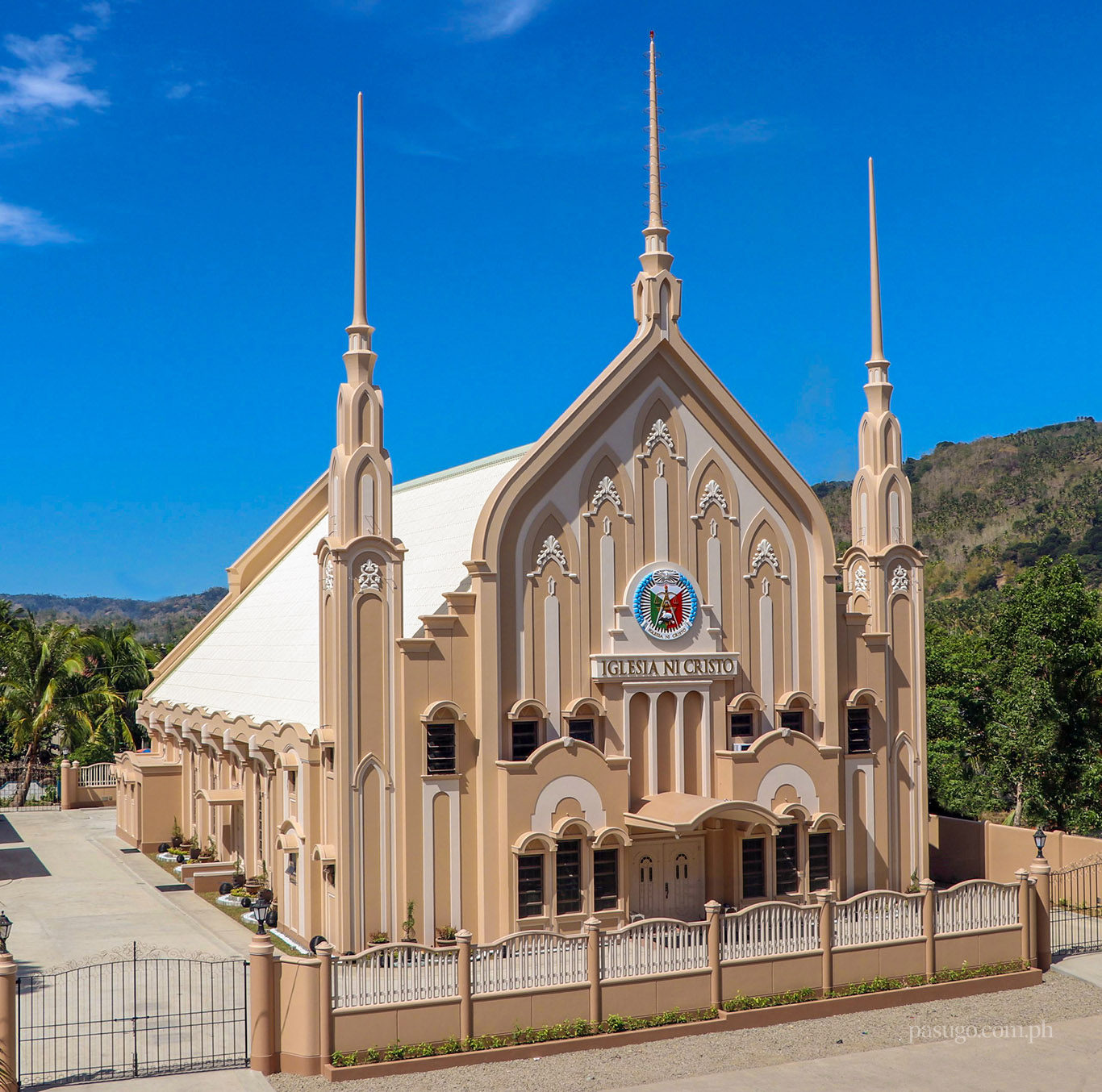 Tukuran Congregation house of worship in Zamboanga del Sur dedicated to God on April 19, 2019