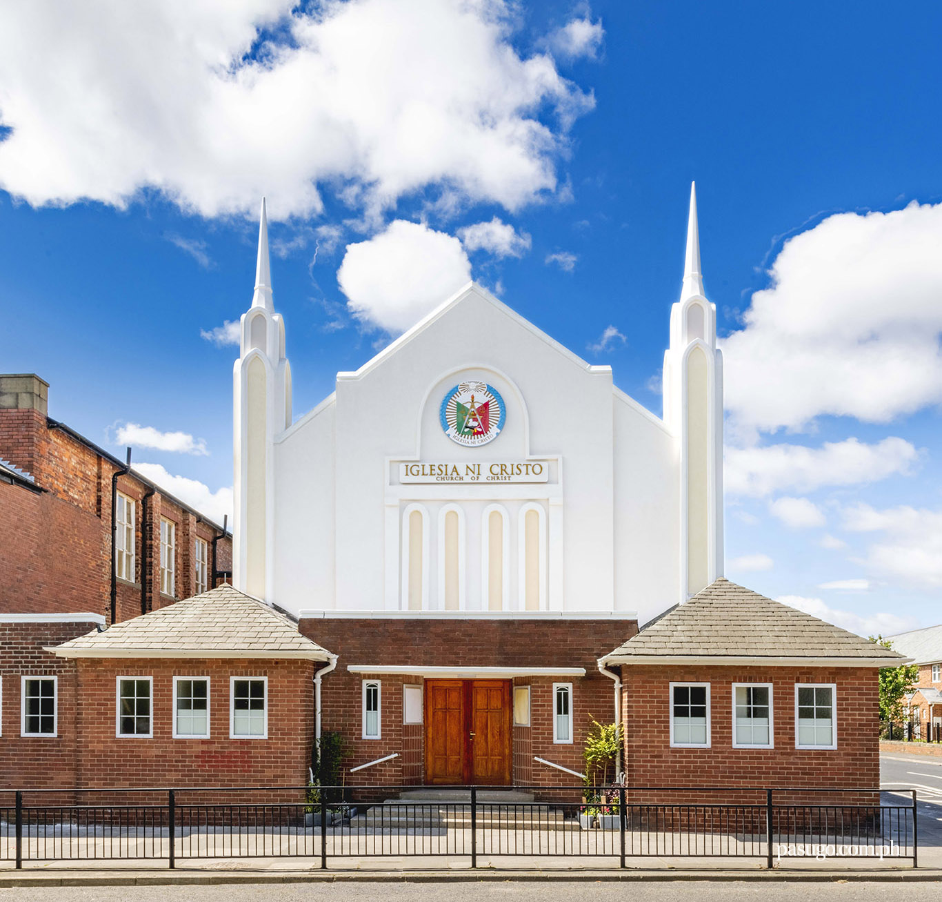 The house of worship of North Shields Congregation in United Kingdom dedicated on June 30, 2019