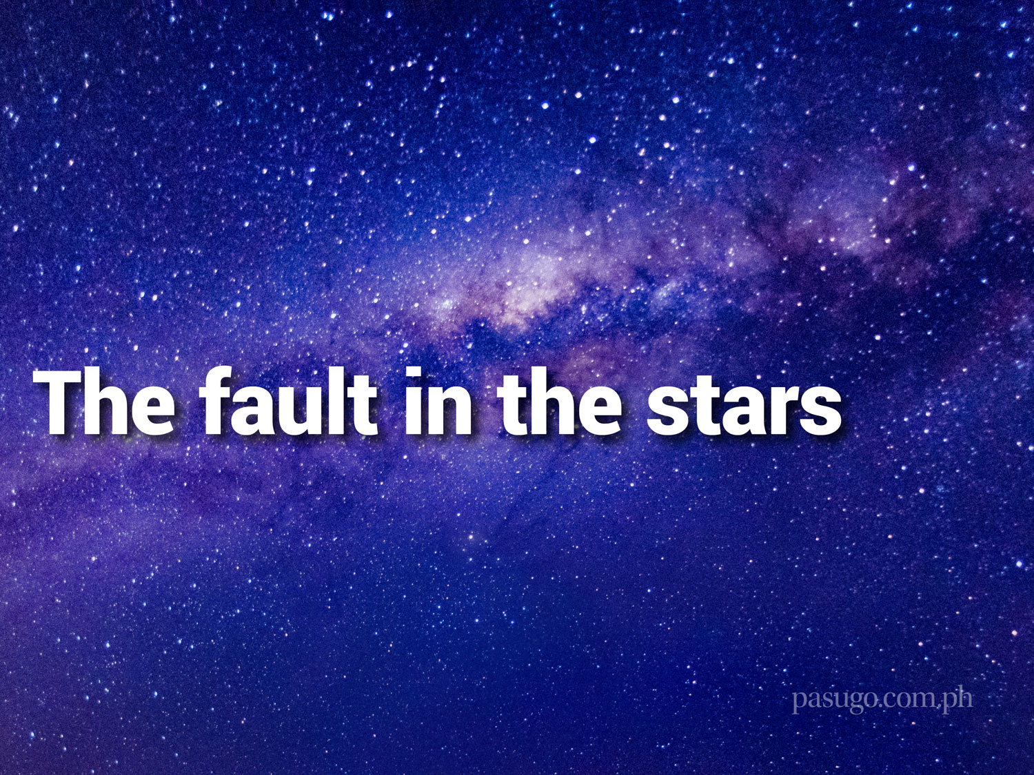 ASTROLOGY is the belief that the stars and planets strongly influence people's lives.