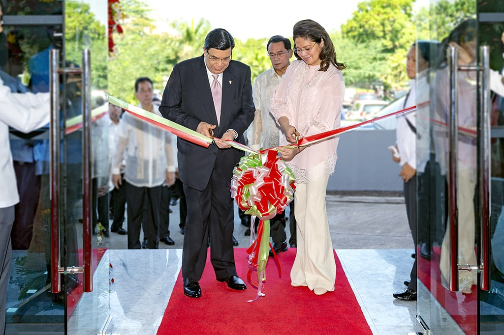 The Executive Minister led the inauguration of the Iglesia Ni Cristo Library on May 9, 2019, a day before the 133rd birth anniversary of Brother Felix Y. Manalo.