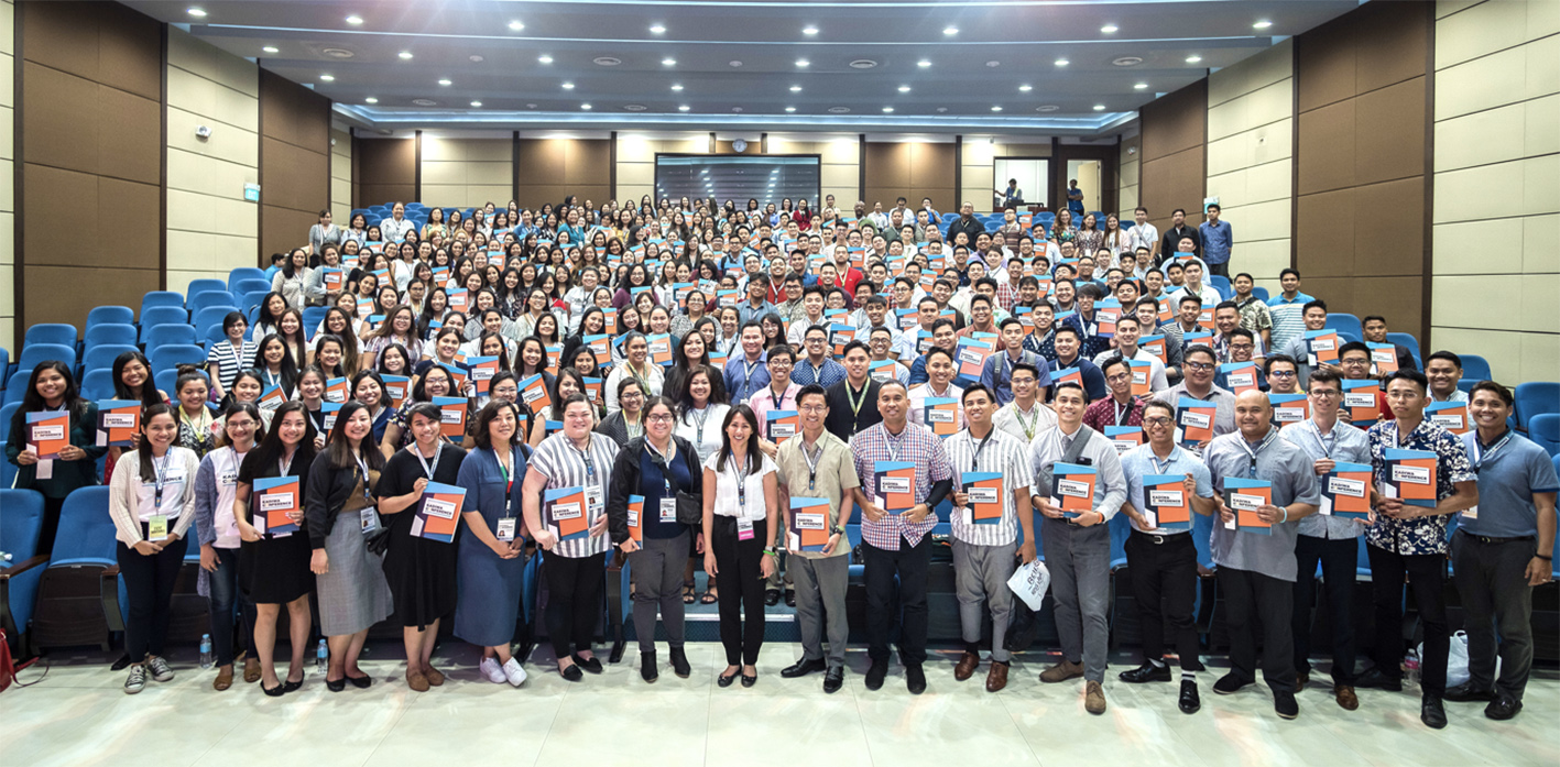 On May 5 to 13, 2019, KADIWA members from the five ecclesiastical districts in California (Los Angeles County, Northeast California, Northwest California, Orange County, and Southeast California), traveled to the Philippines to attend the International KADIWA Conference.