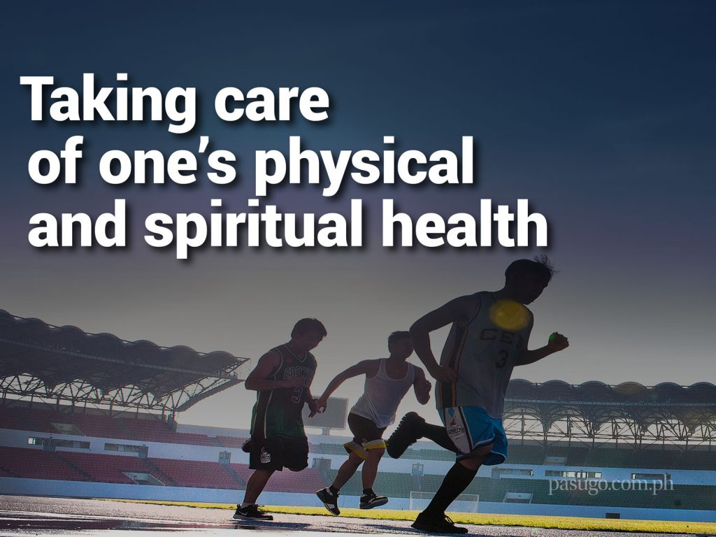 physical and spiritual health