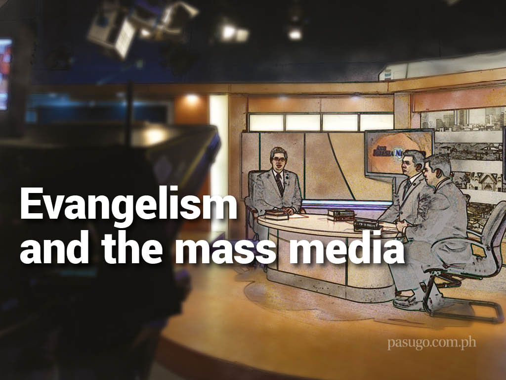 Evangelism and the mass media
