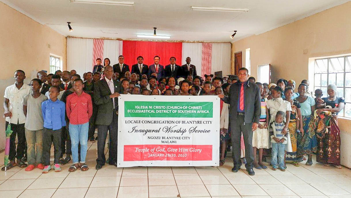 Two new GWS rise in Malawi, Africa
