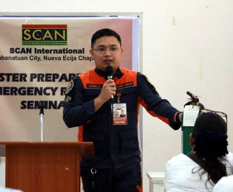 SCAN members prepped for fire prevention month