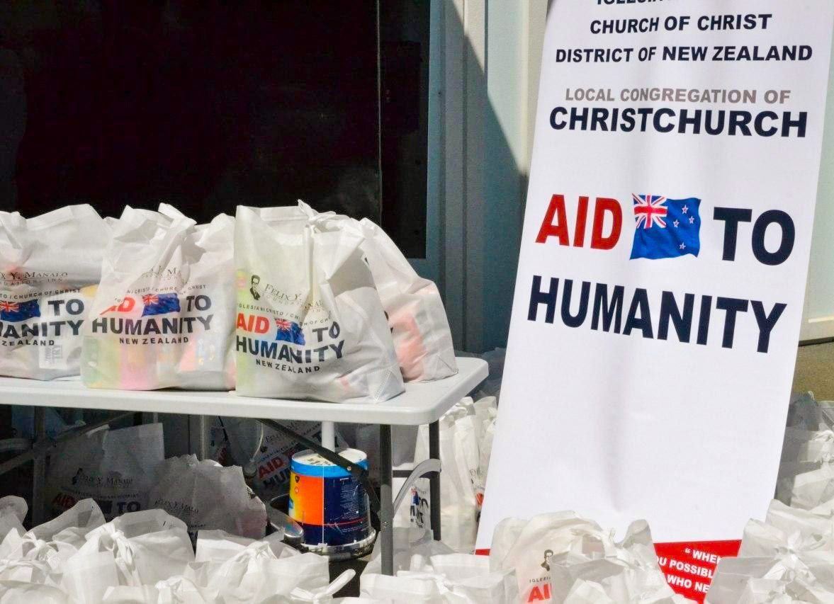 Why the Church Of Christ engages in humanitarian works