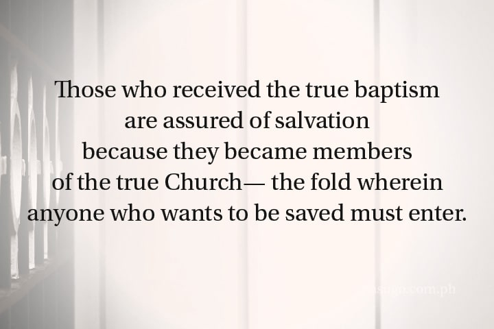 Sola fide: Sufficient for salvation?