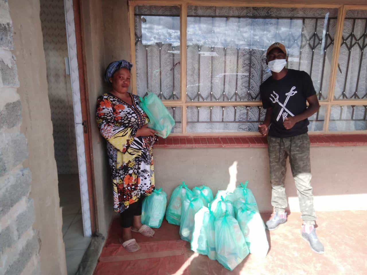 Southern Africa receives aid for COVID-19