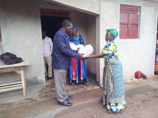 Northern Africa District launches Aid to Humanity