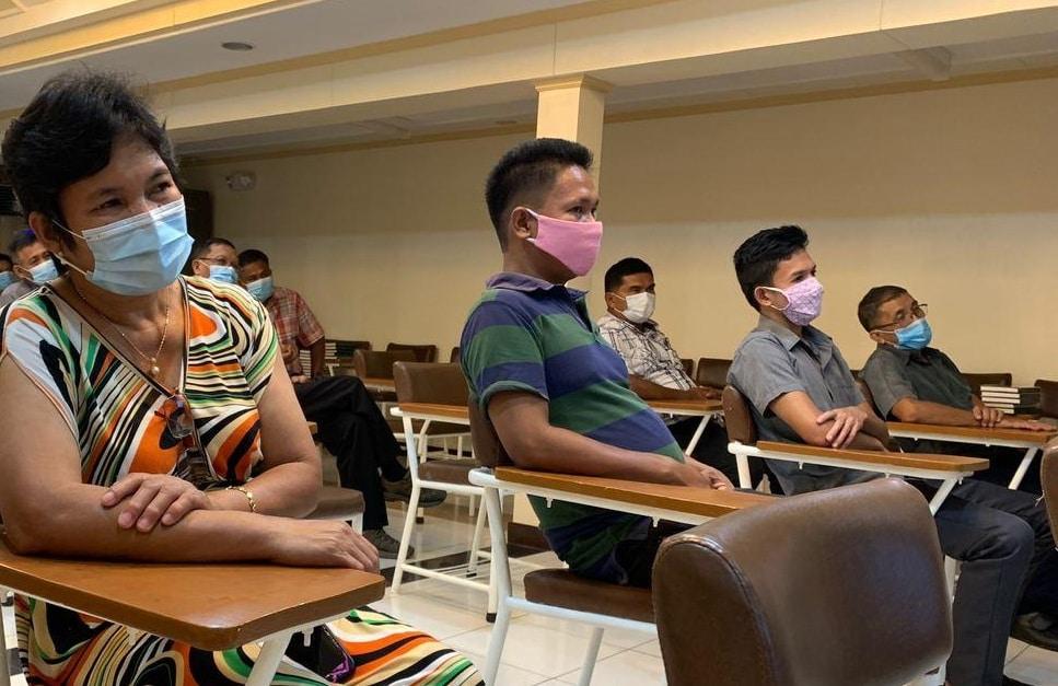 Parenting seminar held in Davao West