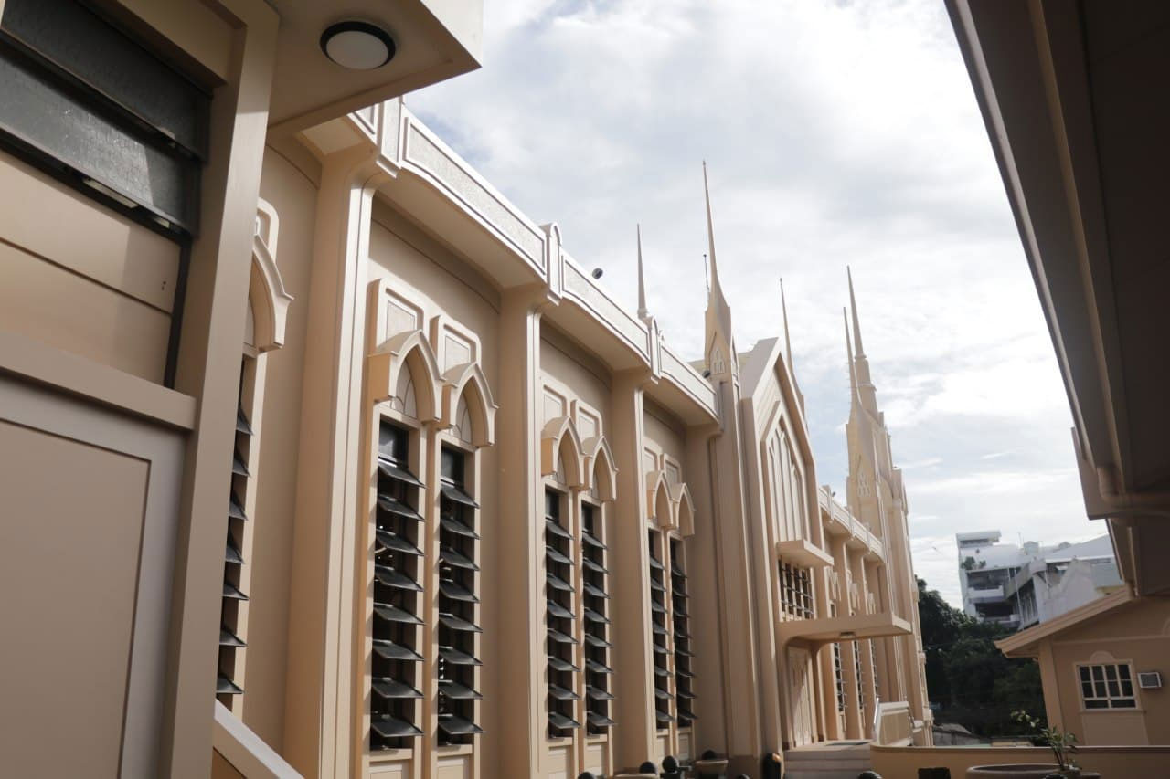 New houses of worship continue to rise unhindered