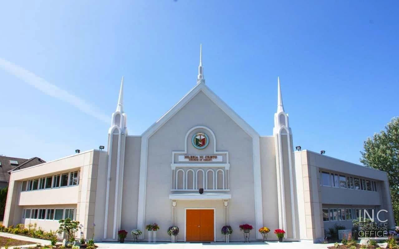 Iglesia Ni Cristo (Church Of Christ) rededicates worship building in Surrey, BC amid pandemic