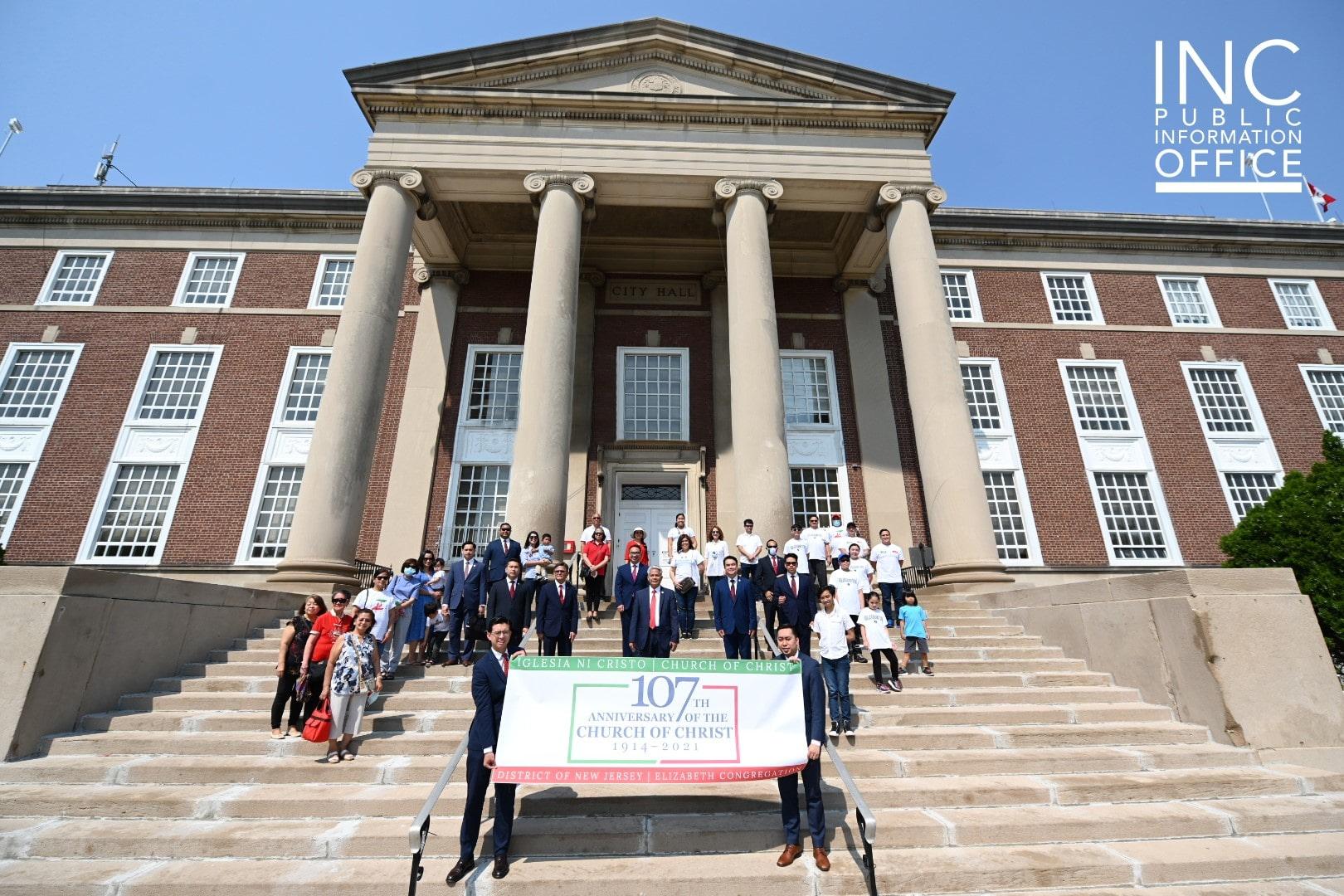 Iglesia Ni Cristo (INC) Day declared in Elizabeth, New Jersey