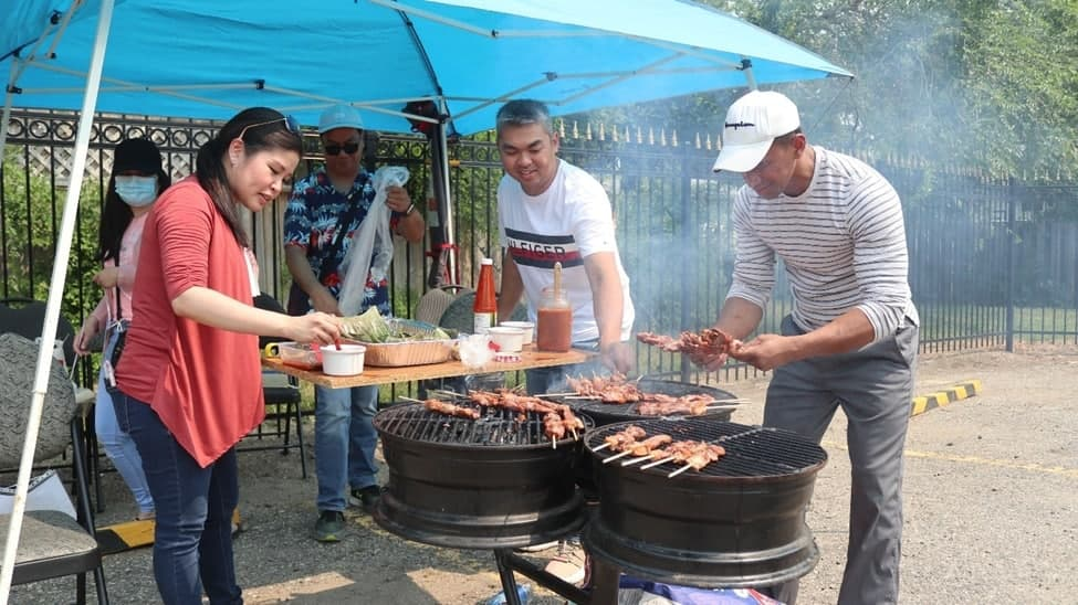 Food fair brings together brethren in Regina and Moosejaw