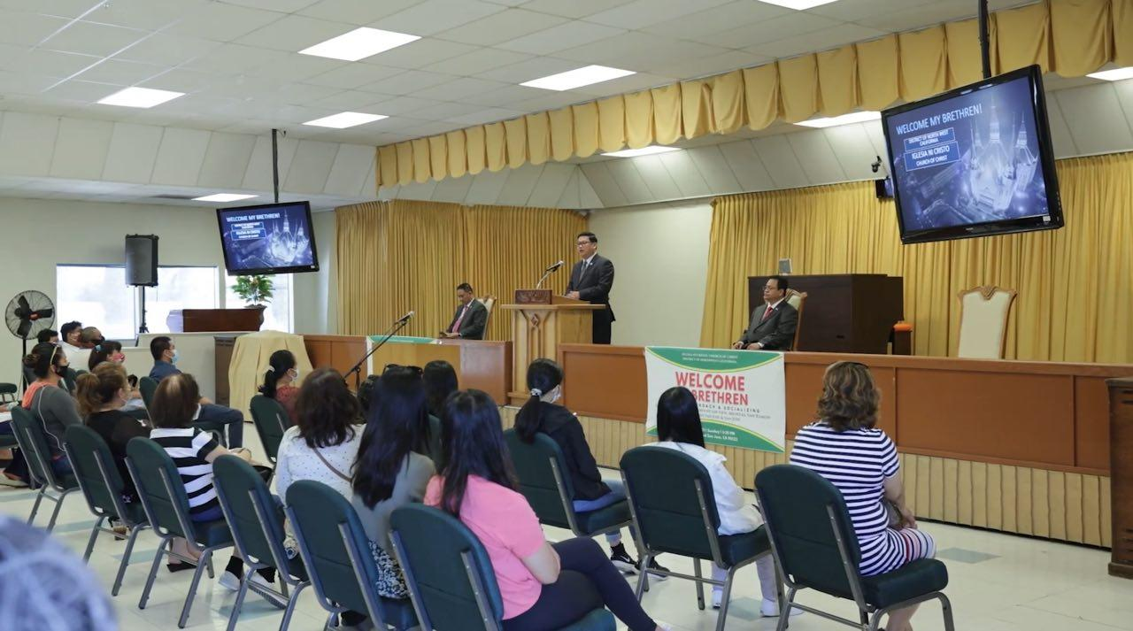 Northwest California District welcomes new members, guests