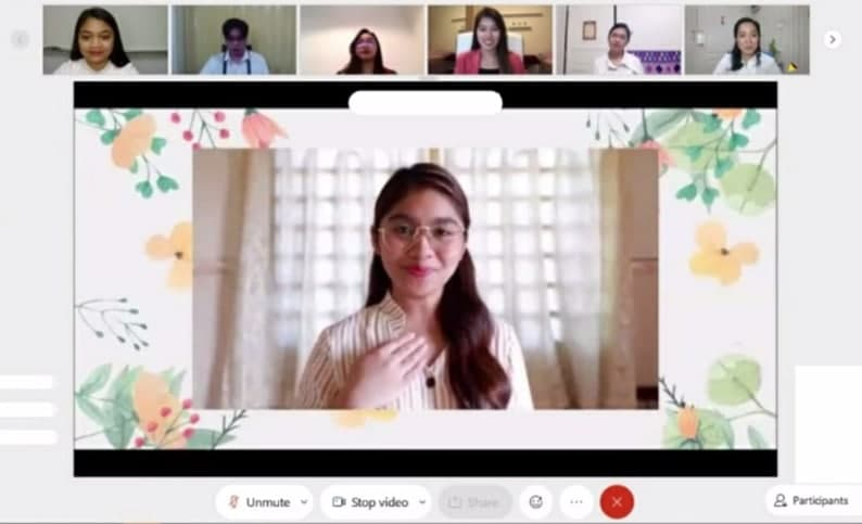 Online meet and greet brings together KADIWA in Thailand and Spain