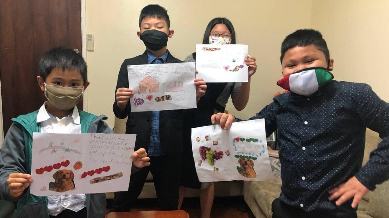 'CWS Art Day' inspires kids in New Zealand