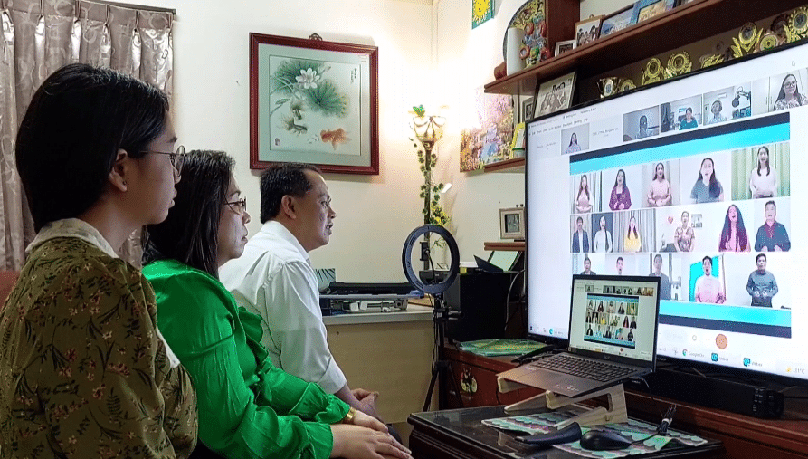 Australia East, Malaysia celebrate INC's 107th thru virtual INConcert