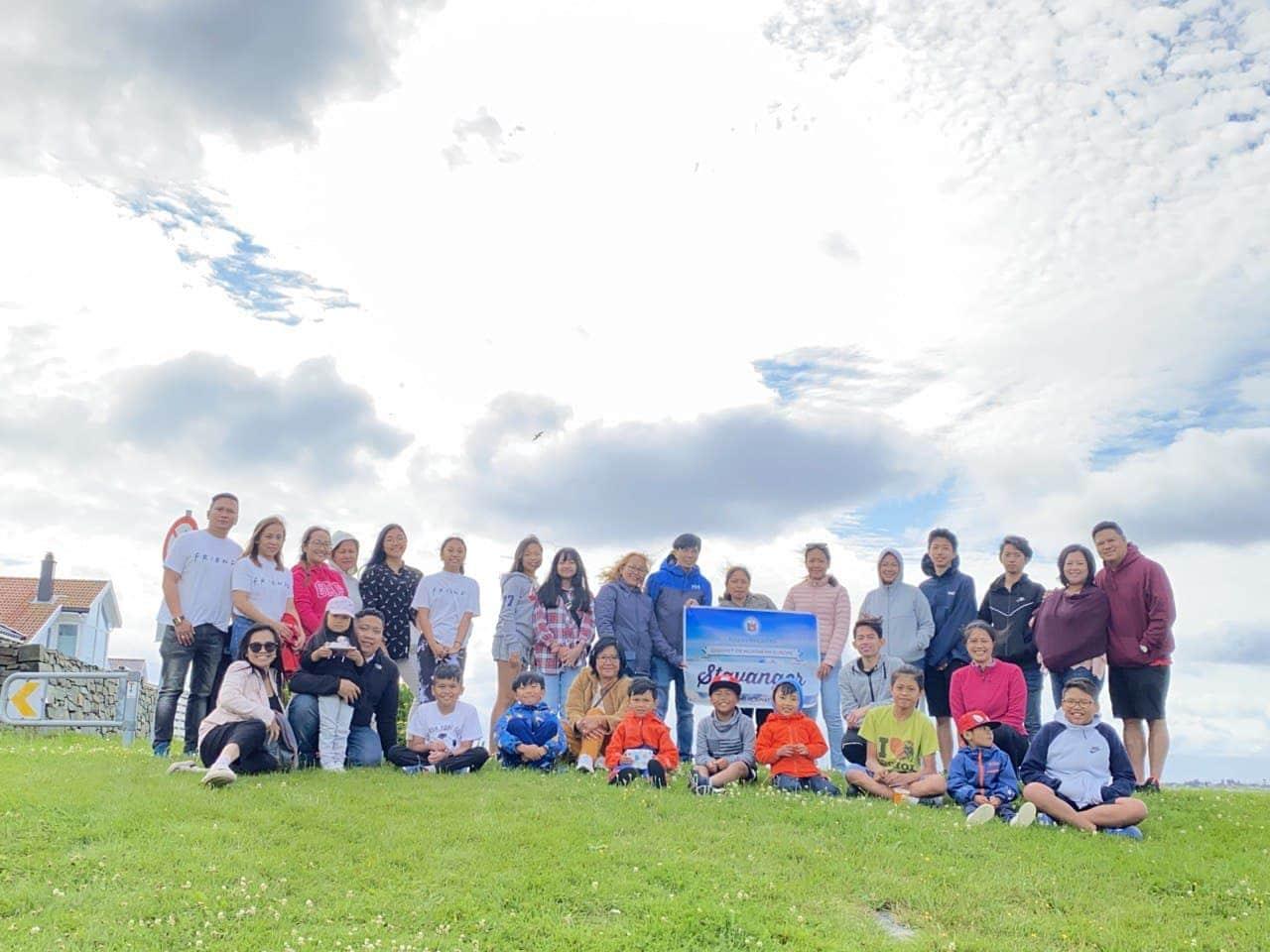 Stavanger GWS holds anniversary get-together