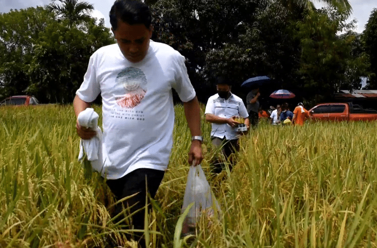 Davao del Sur District reaches out to Brgy. San Isidro residents