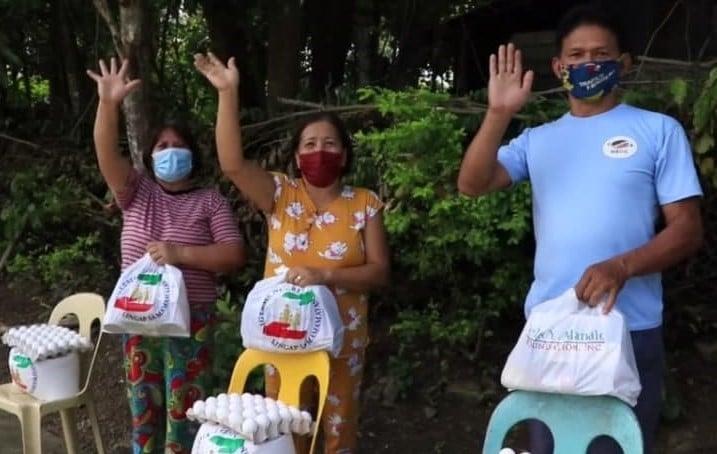 INC resettlement communities in Nueva Ecija receive aid