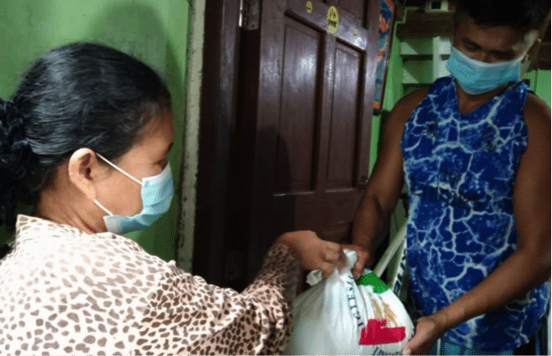 Sasmuan congregation reaches out to Malusac residents