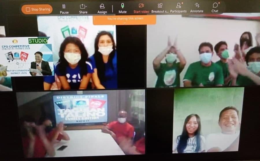 Cotabato North holds Tagisan ng Talino online