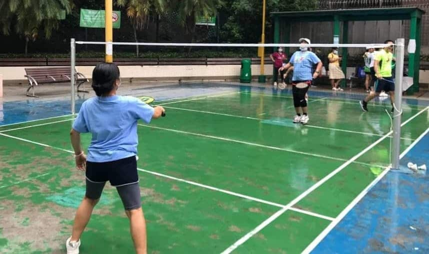 HK Unity Game brings together Badminton enthusiasts