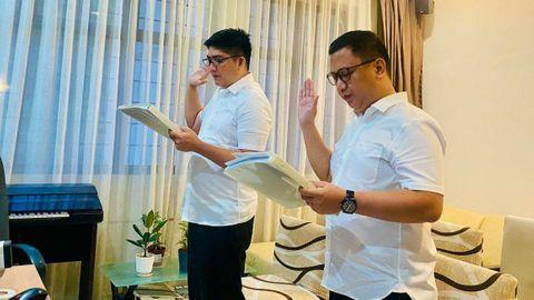 Malaysia District adds new officers