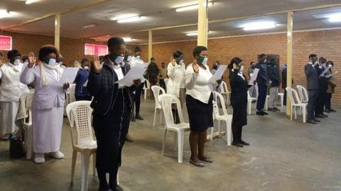 Manyatseng GWS now a local congregation