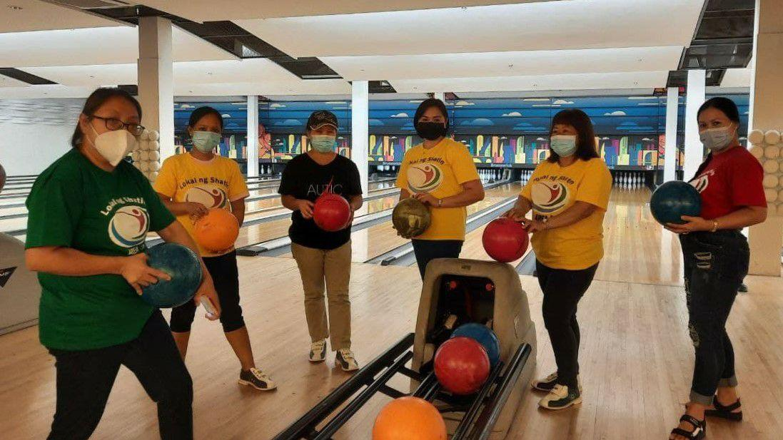Inter-area bowling brings brethren in Shatin together