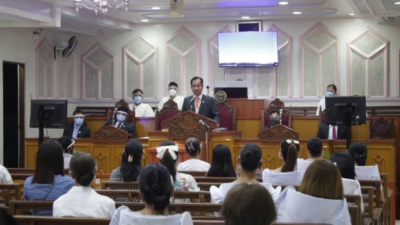 Talaga Congregation commemorates anniversary through special gathering