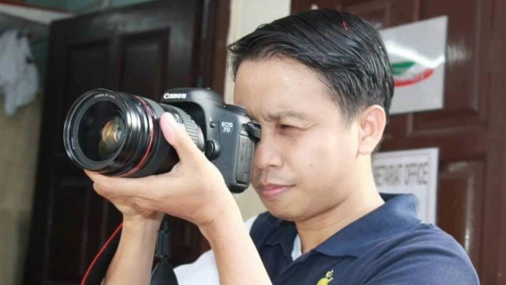 Brethren in Thailand hone photography skills