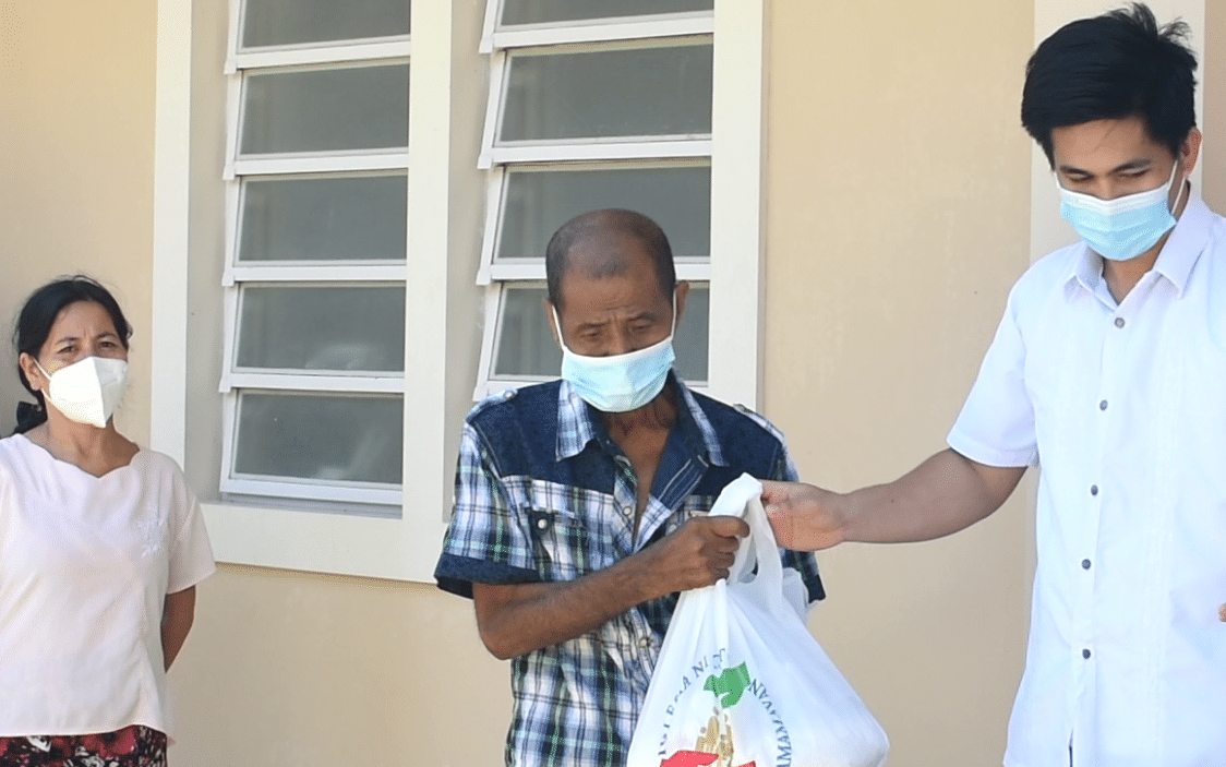 Sultan Kudarat lends a helping hand to Daguma residents