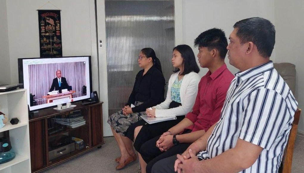 Australia West youth gather virtually for anniversary