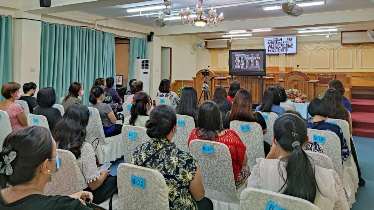 Tribute To Parents in Taipa Congregation brings families together