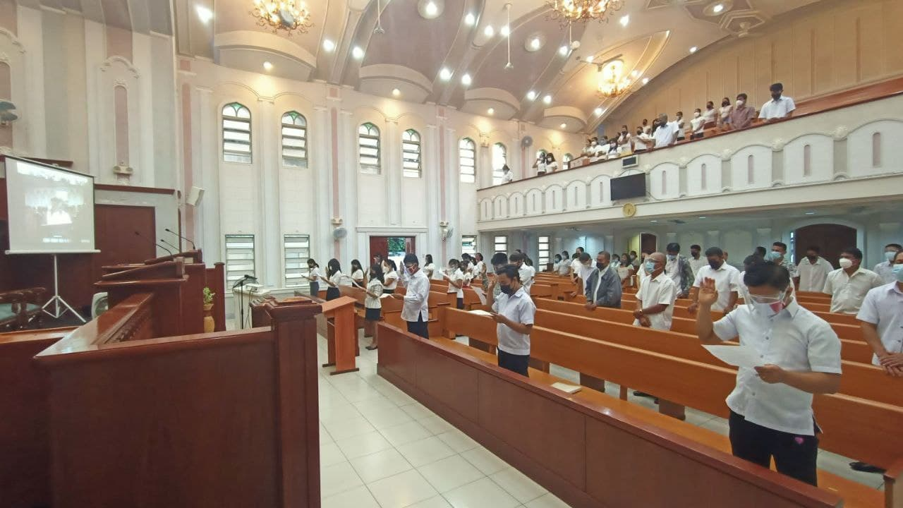 District of Leyte East adds hundreds of Church officers